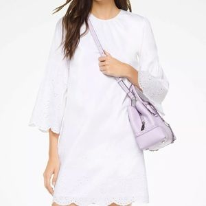 BNWT Michael Kors Mini poplin cotton dress